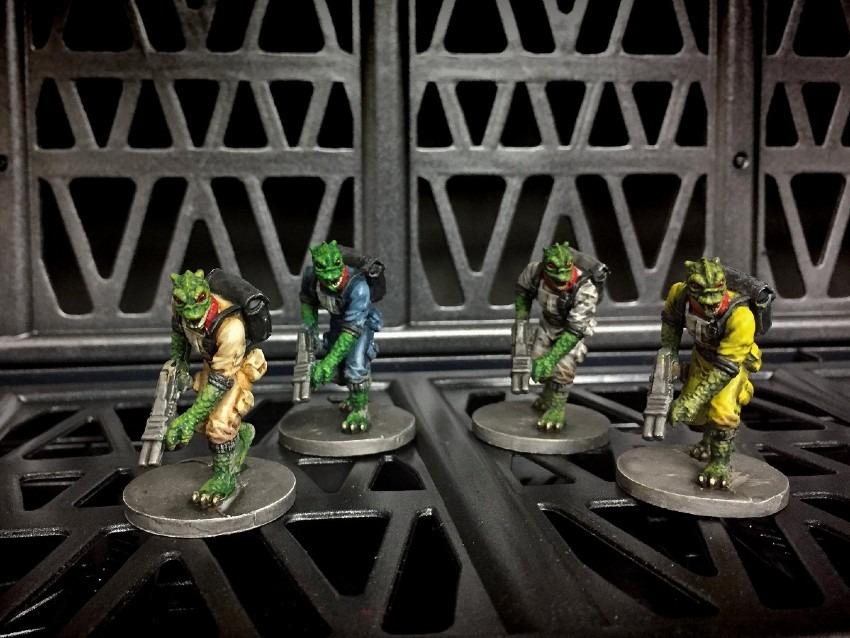 Trandoshan Hunter / FFG / Imperial Assault