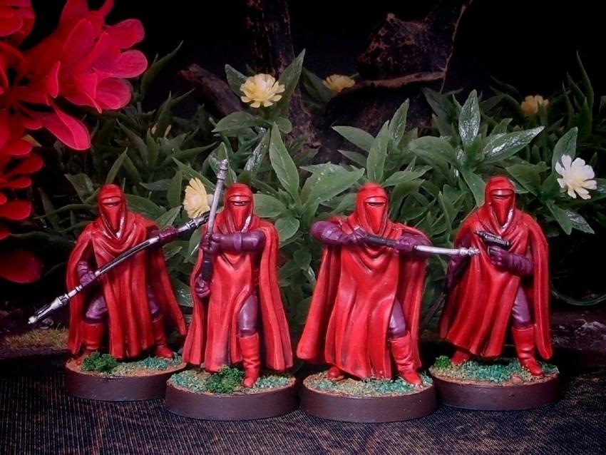 Royal Guard / FFG / StarWars Legion