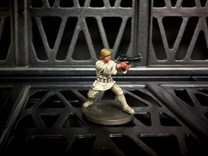 FFG / Imperial Assault / Luke Skywalker