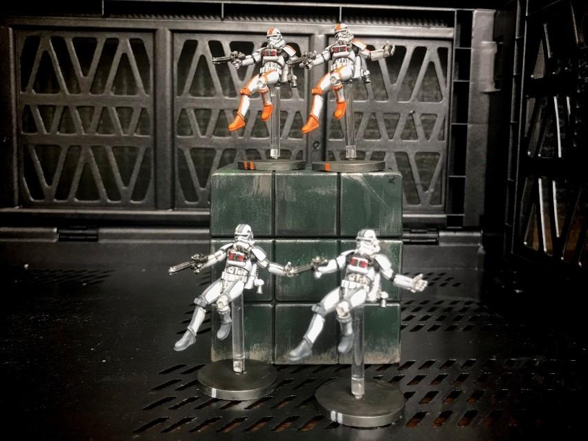 Jet Trooper / FFG / Imperial Assult