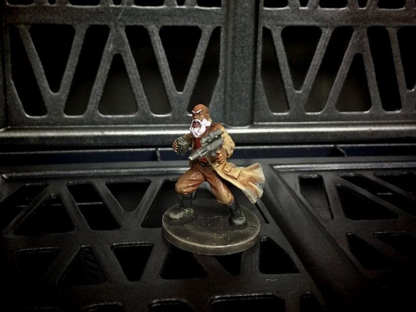 FFG / Imperial Assault / Gideon Argus
