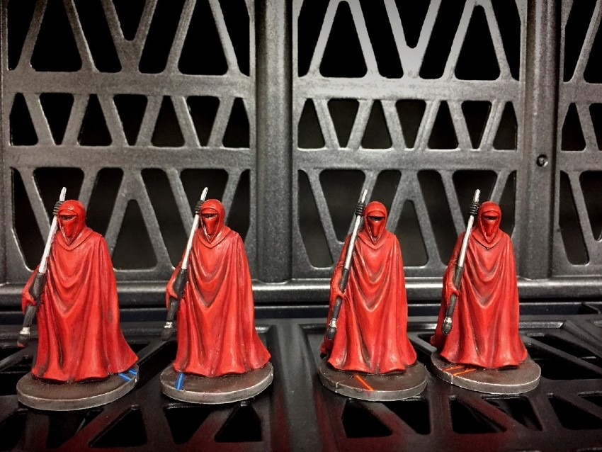 Royal Guard / FFG / Imperial Assault