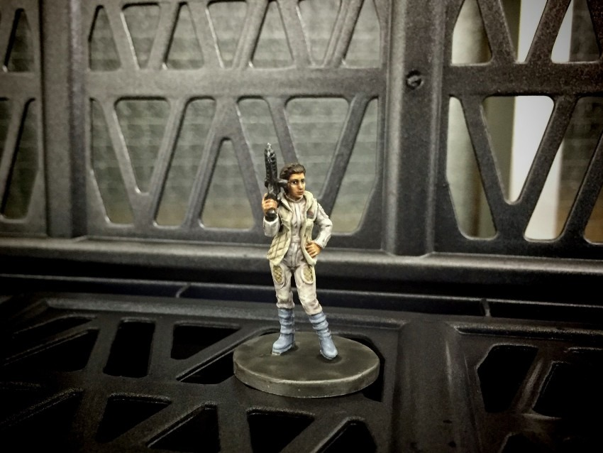 Leia Organa / FFG / Imperial Assault
