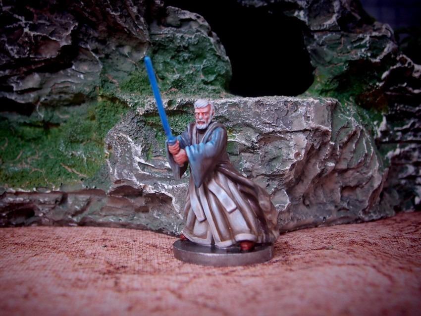 FFG / Imperial Assault / Obi-Wan Kenobi