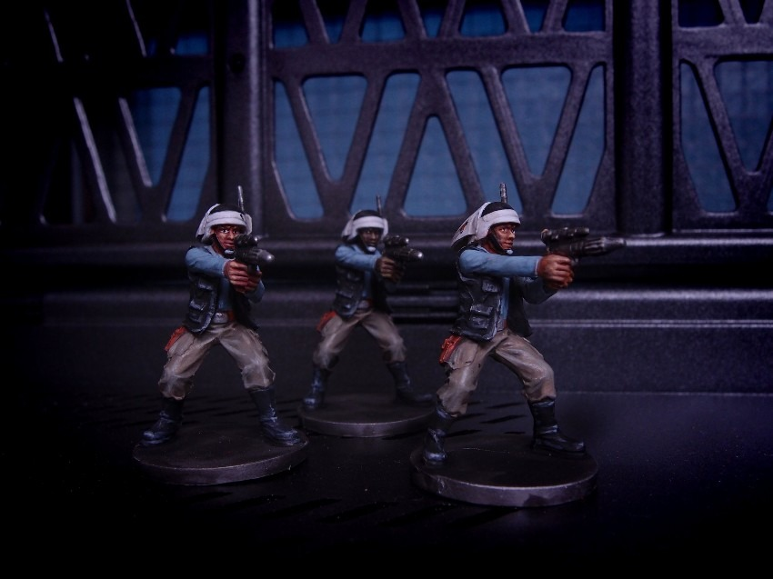 FFG / Imperial Assault / Rebel Troopers