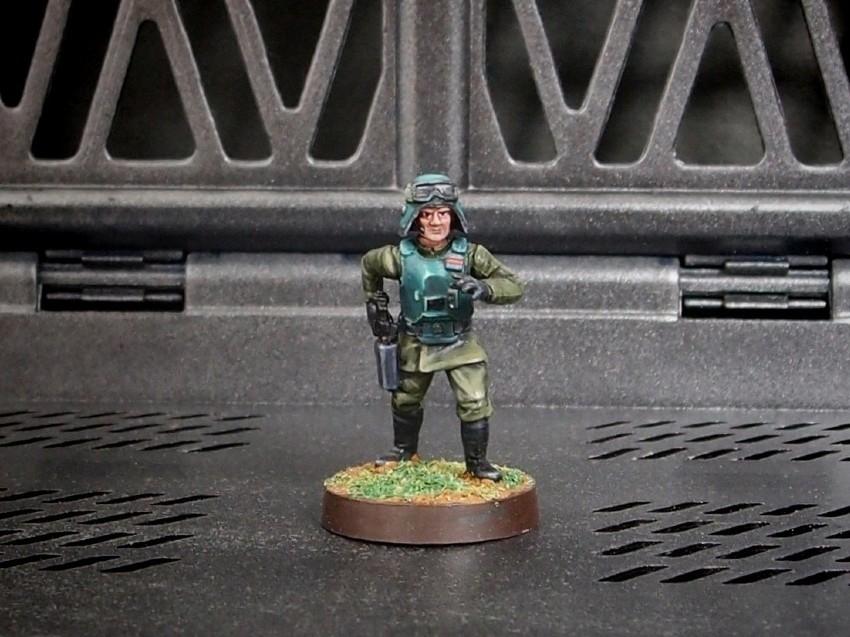 General Veers / FFG / StarWars: Legion
