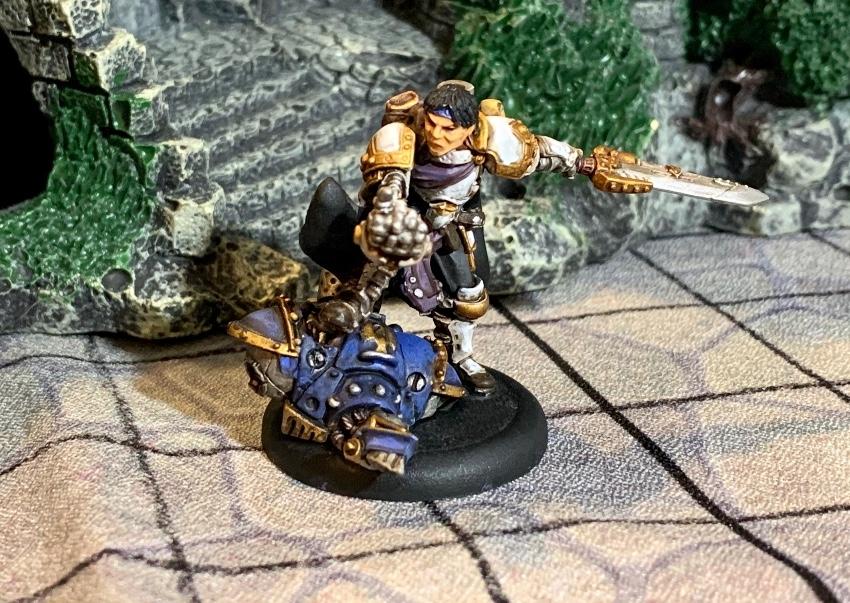 MERCENARY:Magnus the Warlord