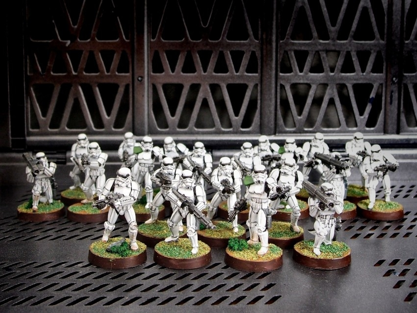 Stormtroopers / FFG / StarWars Legion