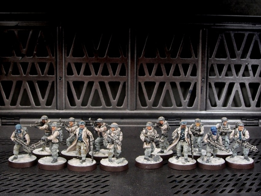 Rebel Troopers / FFG / StarWars: Legion