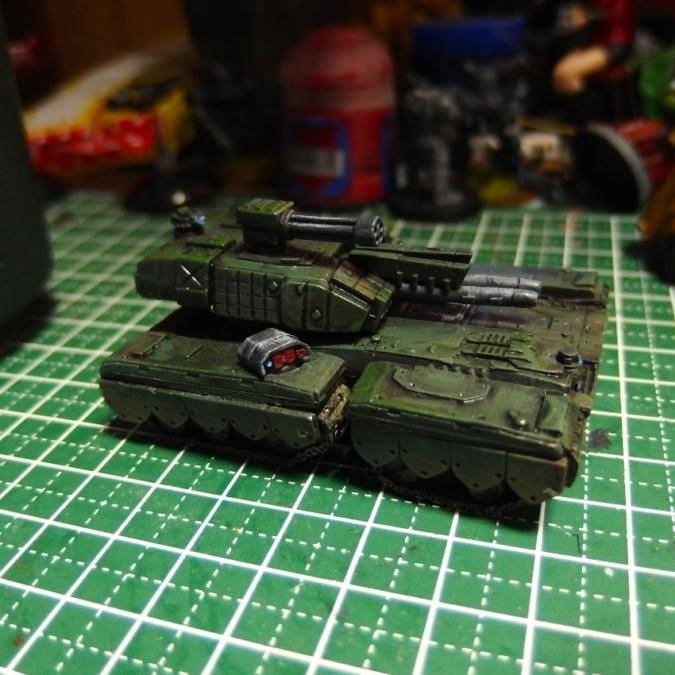 サウス正式戦車ヴィシゴース・ブリッツ
