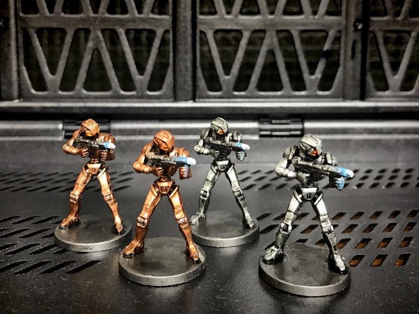 HK Assassin Droids / FFG / Imperial Assault