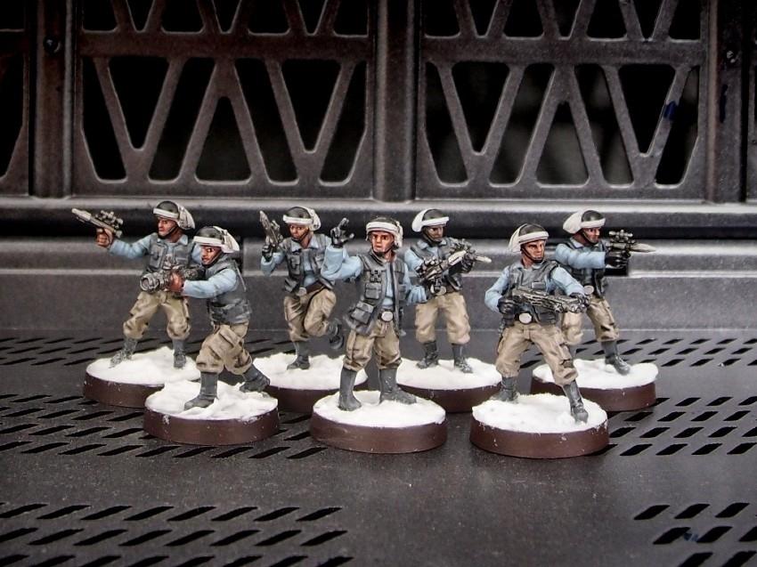 Fleet Troopers / FFG / StarWars: Legion
