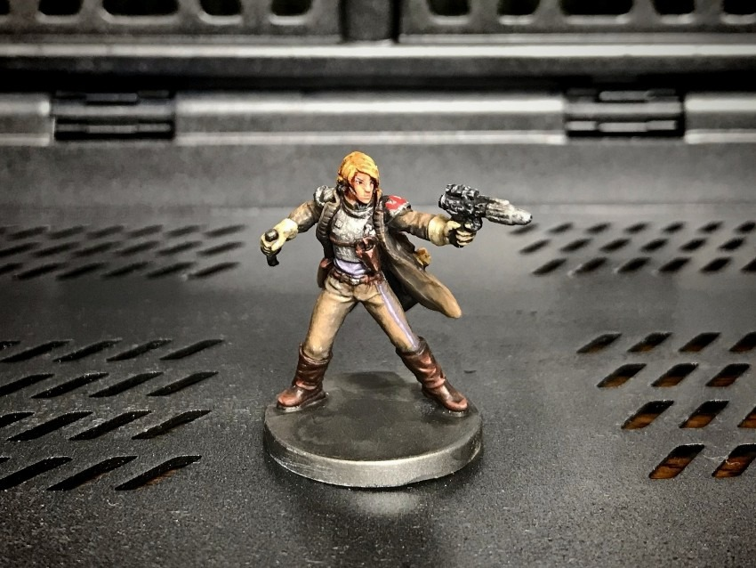 Verena Talos / FFG / Imperial Assault