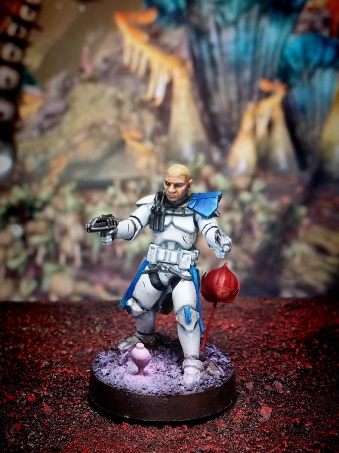 Captain Rex / FFG / StarWars Legion