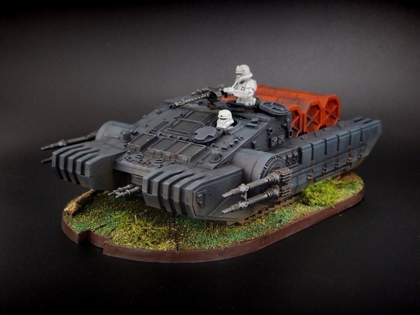 TX-225 GAVw Occupler Combat Assault Tank / Starwars Legion / FFG
