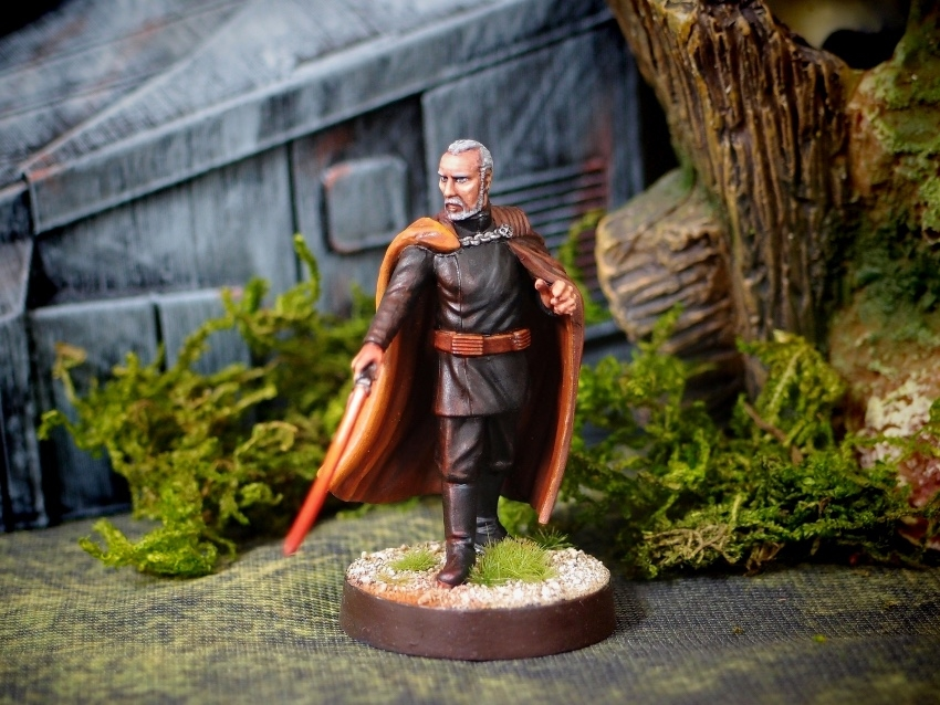 Count Dooku / FFG / StarWars  Legion