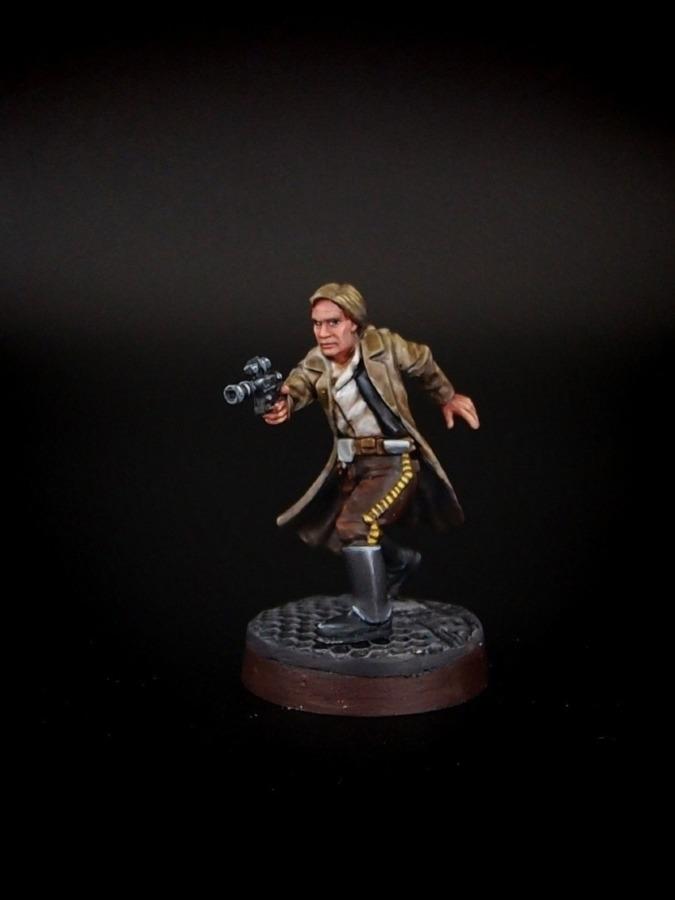 Han Solo / FFG / StarWars Legion