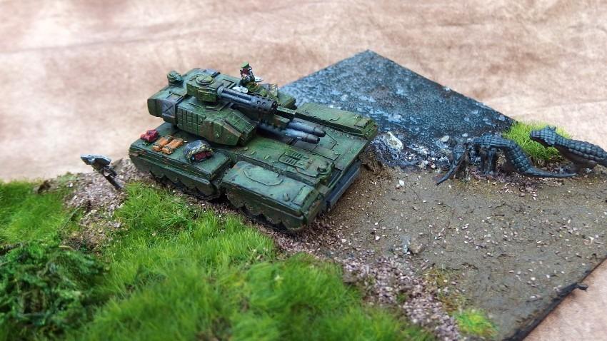 ヴィシゴース重戦車 ブリッツ型