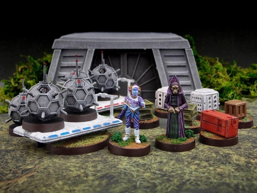 Starwars Legion / Vital Assets