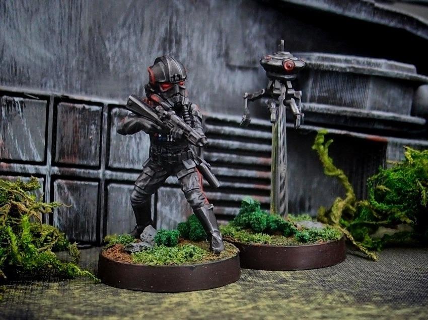 Iden Versio / FFG / StarWars Legion
