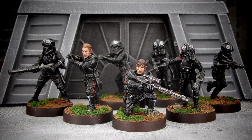 Inferno Spuad / FFG / StarWars Legion
