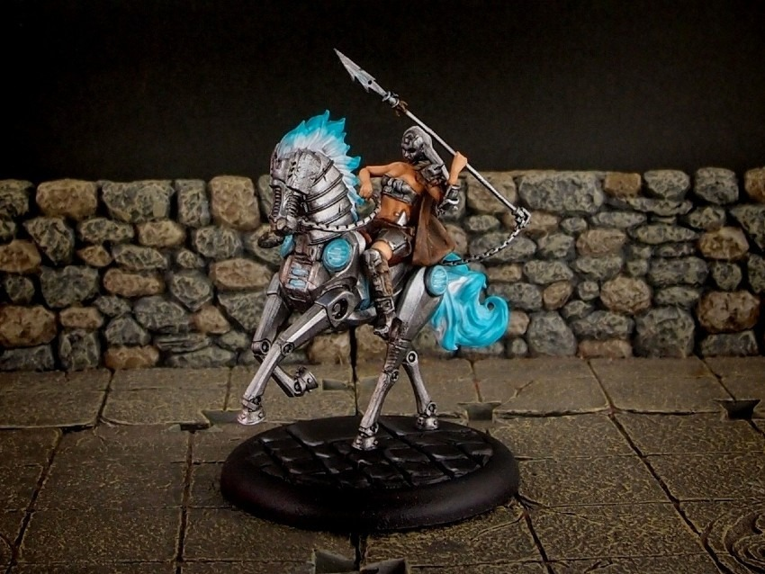 Mechanical Rider / Malifaux