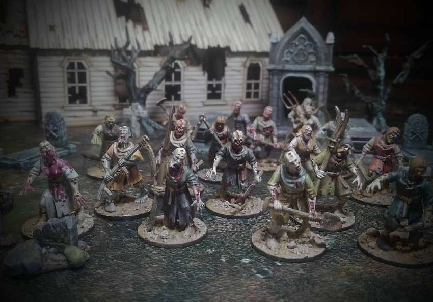 FIREFORGEGAMES LIVING DEAD PEASANT