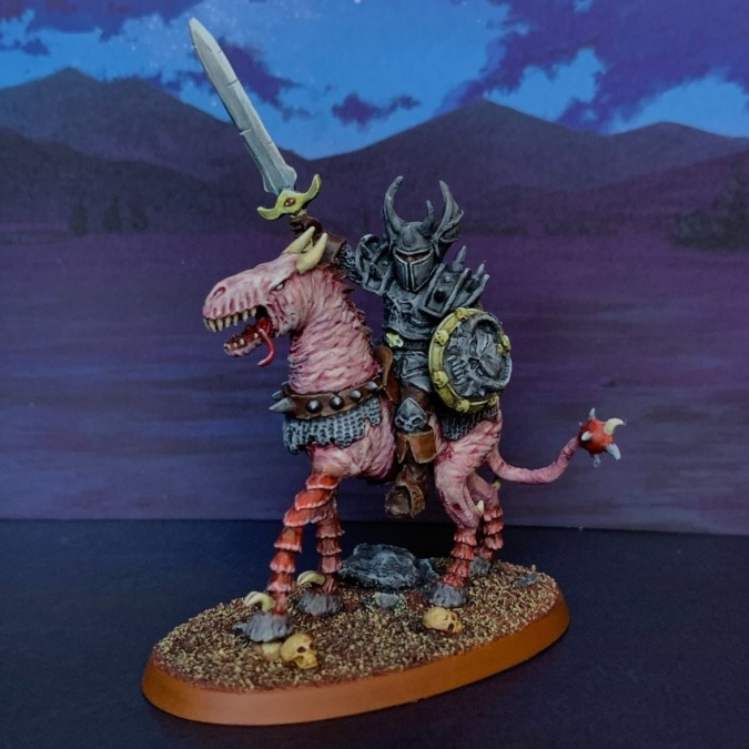 深淵の騎士:仮借なき殺戮へ導くもの