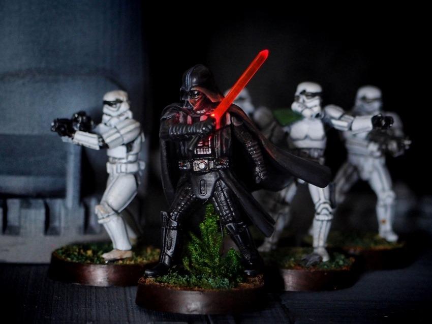 Darth Vader Operative / FFG / StarWars Legion